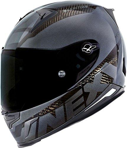 NEXX X.R2 Phantom Full Face Motorcycle Helmet (XX Large)