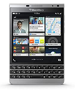 BlackBerry Passport Unlocked Phone Retail Packaging Silver