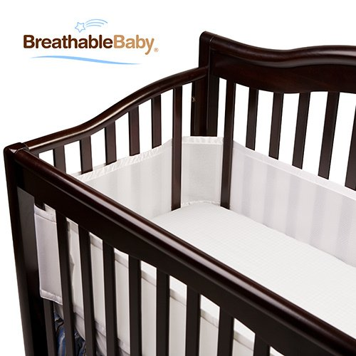 Similar product: BreathableBaby Bumper