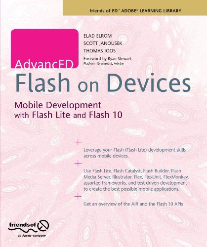 AdvancED Flash on Devices: Mobile Development with Flash Lite and Flash 10