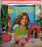 EXCLUSIVE 2011 American Girl Doll GOTY KANANI'S Hawaiian Treat Set with TWO Books!