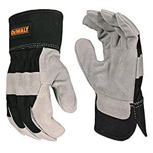 DEWALT Rigger General Purpose Glove - Black/Yellow, Large