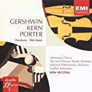 Gershwin/Porter/Kern Overtures and Film Music