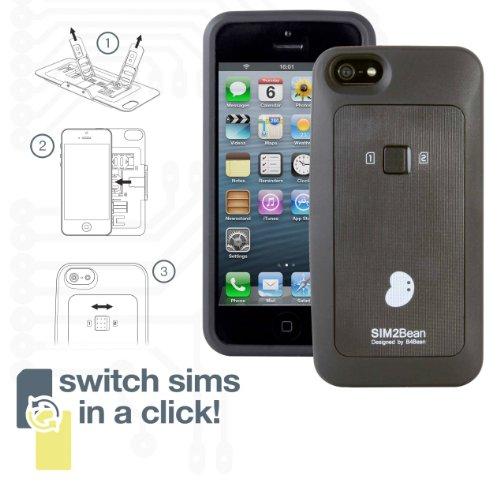 Thumbsup UK, iPhone 4/4s Dual Sim Case - amazon.com