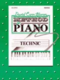 img - for David Carr Glover Method for Piano Technic book / textbook / text book