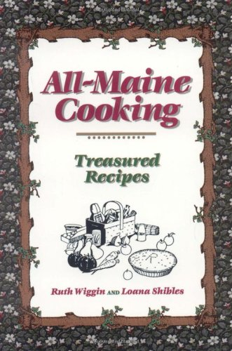 All-Maine Cooking
