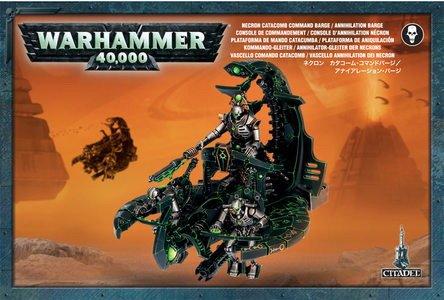 WarHammer 40k Vascello Comando Catacomb / Vascello Annihilation dei Necron