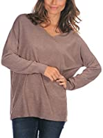 ELEGENCIA Jersey Nevis (Taupe)