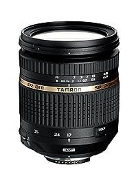Tamron AF 17-50mm F/2.8 SP XR Di II VC (Vibration Compensation) Zoom Lens for Canon Digital SLR Cameras (B005E)