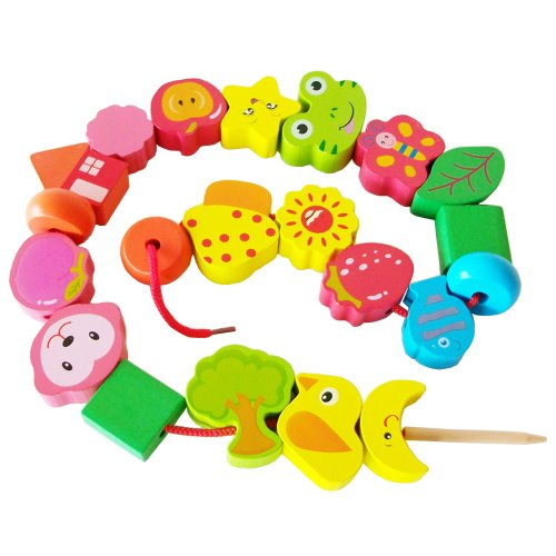 Wooden Bead Toys