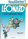 L�onard, tome 3 : C'est un quoi, d�j� ?