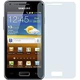 6x kristallklare Displayschutzfolie für Samsung Galaxy S Advance i9070