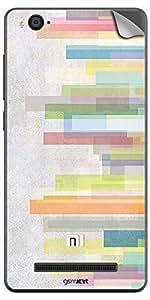 GsmKart XRM4I Mobile Skin for Xiaomi Mi4i (Mi4i-937)