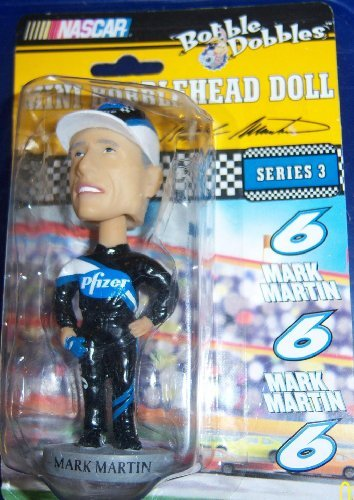 Mark Martin Bobbling Head Doll by Alexander - 1