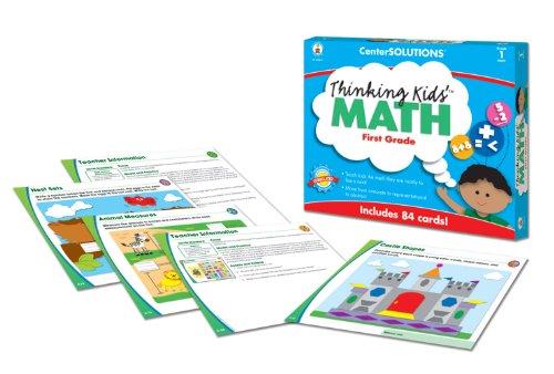 Thinking Kids'™ Math, Grade 1 - 1
