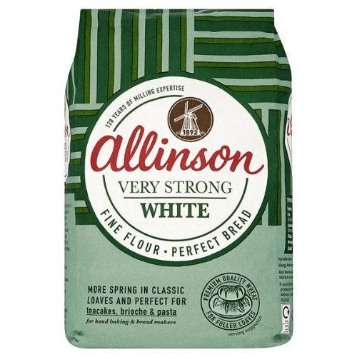 Allinson Very Strong Bread Flour 1.5KG