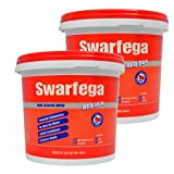 2 X SWARFEGA RED BOX HAND CLEANING WIPES (150) FOR GENERAL CLEANING