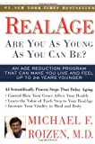 RealAge: Are You as Young as You Can Be? (0060930756) by Michael F. Roizen