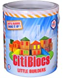 CitiBlocs 22-Piece Little Builders