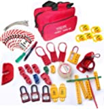 Osha Breaker Rack N Out Multipurpose Electrical Lockout Tagout Kit