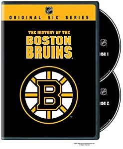 NHL Original Six History of the Boston Bruins