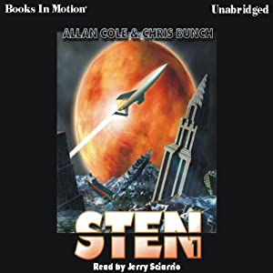 Sten: Sten Series, Book 1 | [Chris Bunch, Allan Cole]