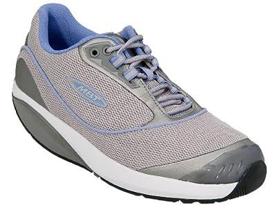 MBT Fora Athletic Walking Shoes - Women's (41 M EU/ 10 B(M), Silver)