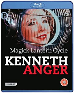 Magick Lantern Cycle by Kenneth Anger [Blu-Ray]