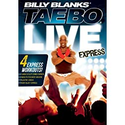 Billy Blanks: Express Live