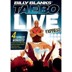 Billy Blanks: Express Live