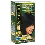 Naturtint Permanent Hair Colorant, 2N Brown Black 5.98 fl oz (170 ml) by Naturtint