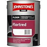 5LTR - JOHNSTONE'S FLORTRED DARK GREY
