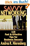 Savvy Networking - 118 Fast & Effecti...