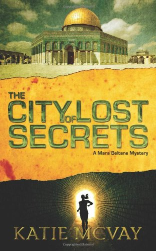 The City of Lost Secrets by Katie McVay