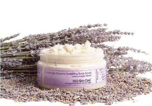 Lavender Dreams Hydrating Body Scrub