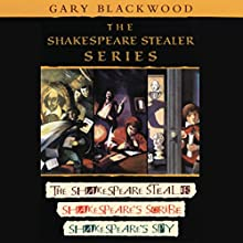 The Shakespeare Stealer Audiobook by Gary Blackwood Narrated by Stuart Blinder