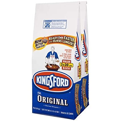 2-Pack Kingsford Charcoal Briquettes