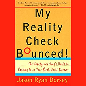 My Reality Check Bounced! Audiobook