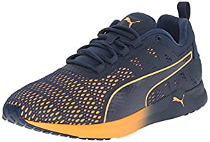 PUMA Men's Pulse XT V2 Running Shoe, Blue Wing Teal/White, 10.5 D US