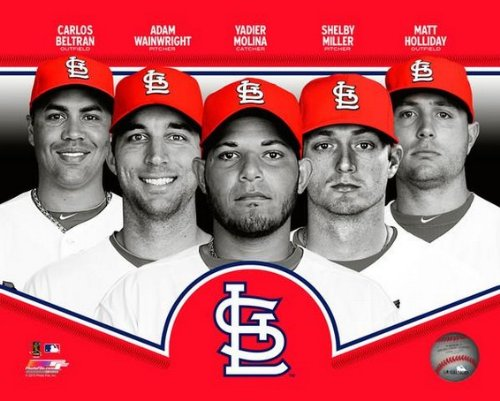 St. Louis Cardinals 2013 MLB Team Composite Photo 8x10 at Amazon.com