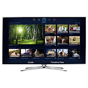 Samsung UN65F7100 65-Inch 1080p 240Hz 3D Ultra Slim Smart LED HDTV