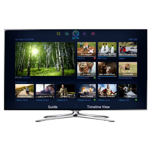 Samsung UN65F7100 65-Inch 1080p 240Hz 3D Ultra Slim Smart LED HDTV