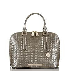 Vivian Dome Satchel<br>Pyrite La Scala