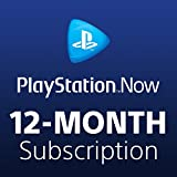 Playstation Now: 12-Month Subscription - PS4 / PS3 / PS Vita [Digital Code]