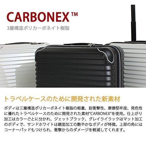 [カーゴエアートランス] CARGO AIR TRANS BUSINESS CARRY 28L CAT353 EMBOSS BLACK (エンボスブラック)