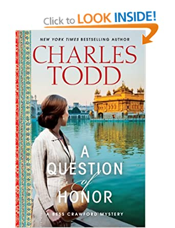 A Bess Crawford Mystery - Charles Todd