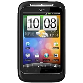 HTC Wildfire S Android Phone (T-Mobile)