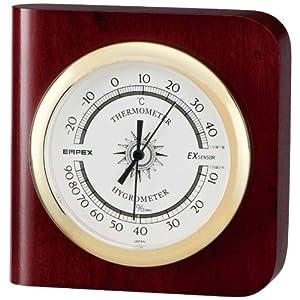 EMPEX (エンペックス) 温度・湿度計 カスタム温度・湿度計 置掛兼用 TM-681