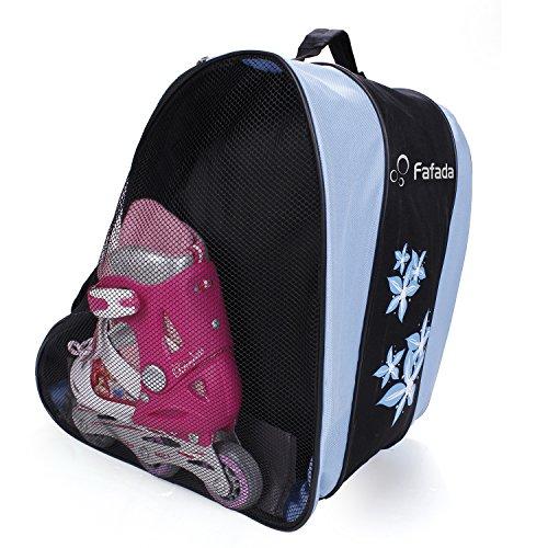 Fafada-Tasche-fr-Skateschuhe-Schlittschuhe-Rollschuhe-Eislauf-Bag-Hlle-35-x-30-x-39-cm