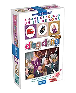 Amazon.com: Ding Dong: A Game of Sounds Bilingual Edition ...